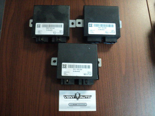 DAF XF 105 tır için DAF E-MODUL 2 yönetim bloğu