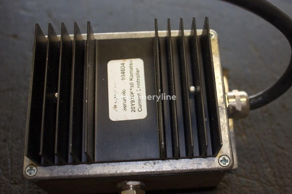 KOMATSU PC240LC-6 ekskavatör için yönetim bloğu