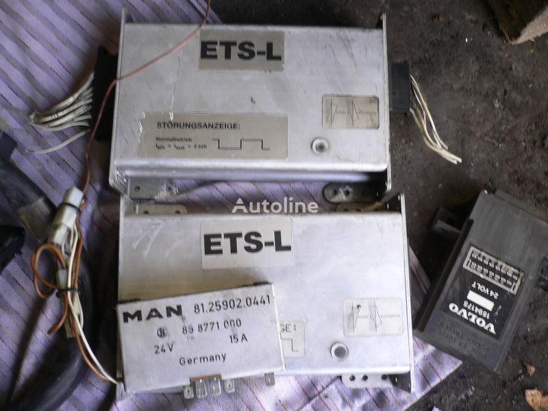 MAN otobüs için MAN ETS-L yönetim bloğu