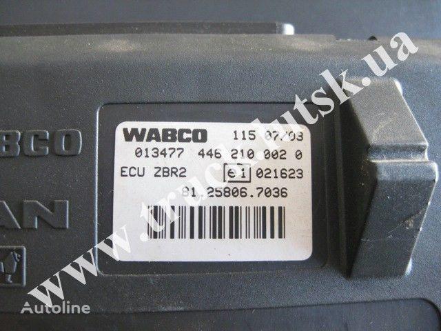 MAN TGA kamyon için Wabco ECU yönetim bloğu
