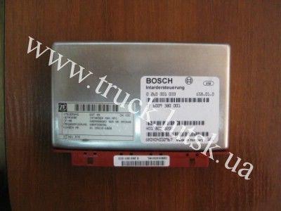 MAN tga 18.410 kamyon için MAN Bosch 0260001033 yönetim bloğu