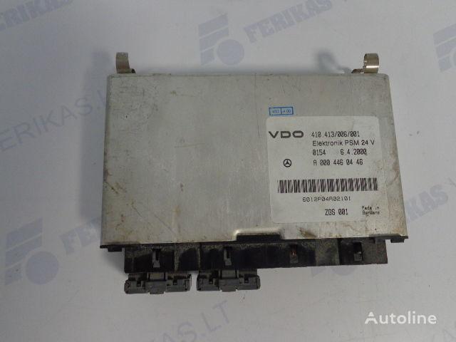 MERCEDES-BENZ Actros tır için VDO Elektronik PSM 24 V ,410.413/006/001,0004460446 yönetim bloğu