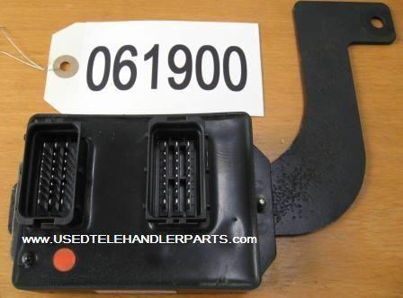 MERLO ekskavatör için Merlo pro joystick č. 061900 yönetim bloğu