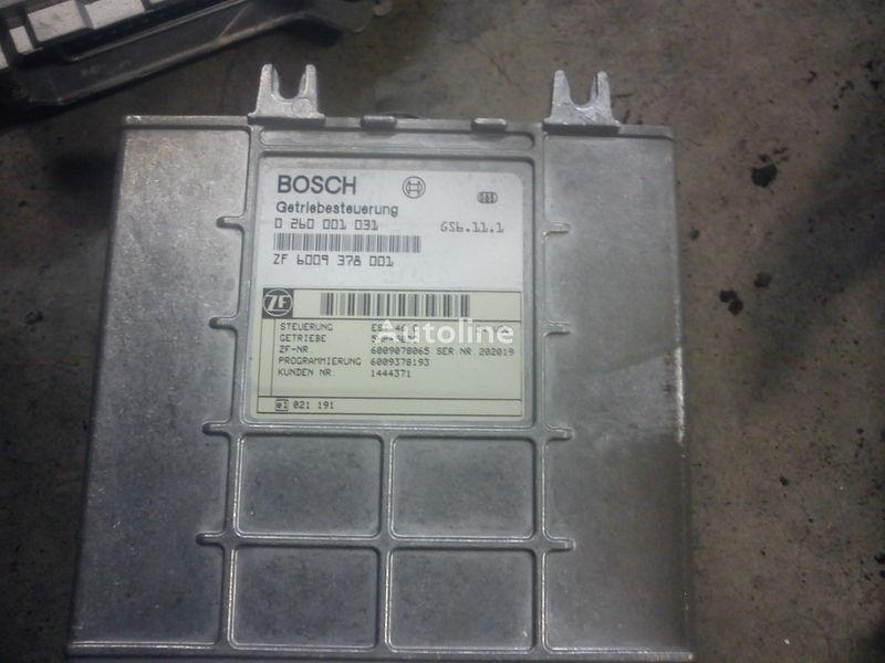 SCANIA otobüs için korobkoy peredach ZF6HP604C yönetim bloğu