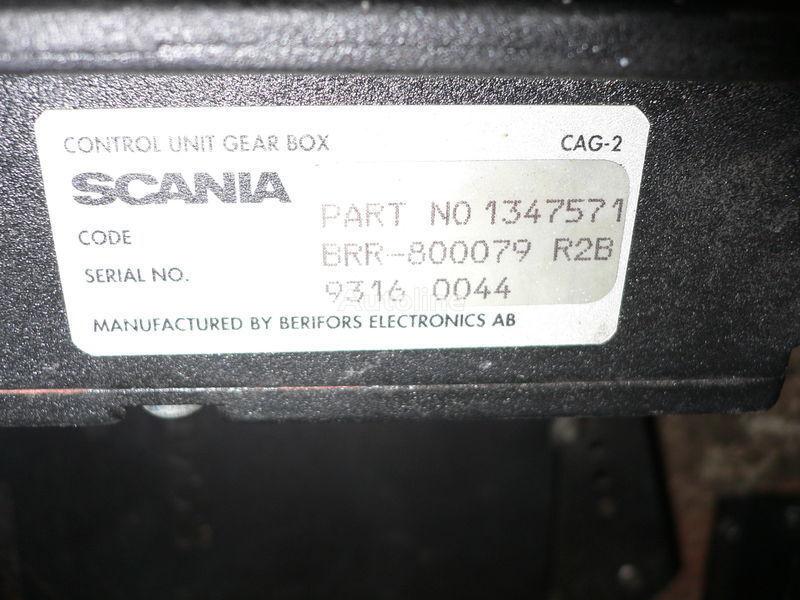 SCANIA 113 otobüs için Scania GEAR BOX 1347571 . 1362616 . 1505135 . 488207. 1434153. 1368153. 1360315 yönetim bloğu