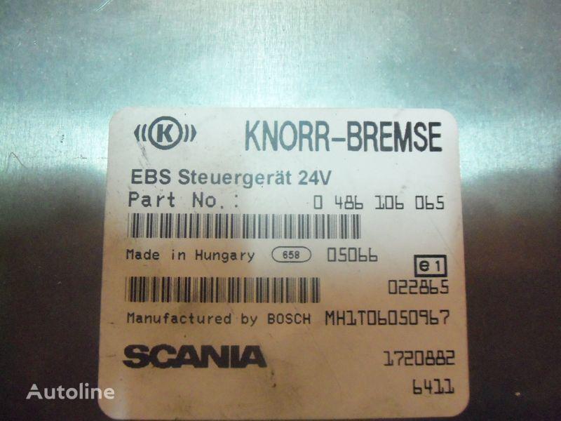SCANIA  R  tır için Scania R series EBS control unit, EDC, ECU, 1720882, 0486106065, 2029183, 144770, 2239955, 1863490, 1879265, 1888379, 1936733 yönetim bloğu