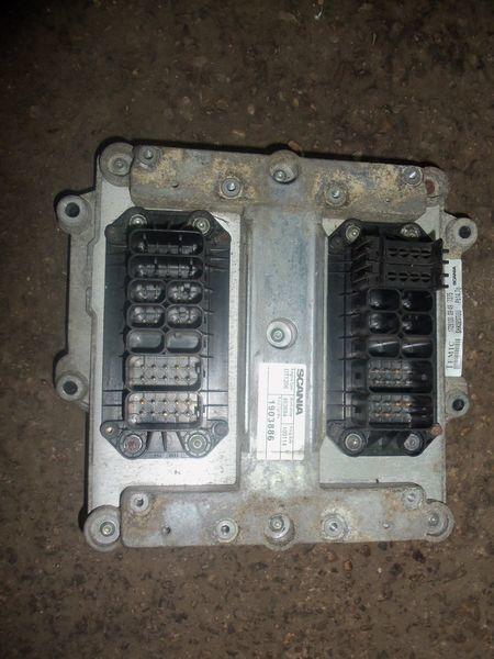 SCANIA R tır için Scania R series engine computer, ECU, EDC, type DT1206, 1903886, 2061752, 2323675 yönetim bloğu