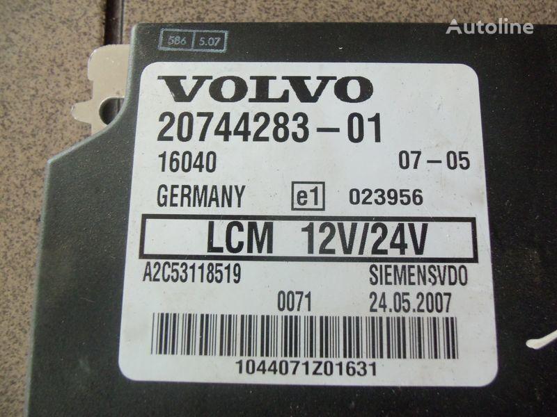 VOLVO FH12 tır için VOLVO FH12, LCM control unit, lightning 20744283, 20514900, 85108922, 20744286, 20865208, 85115541, 20815236, 85110015 yönetim bloğu