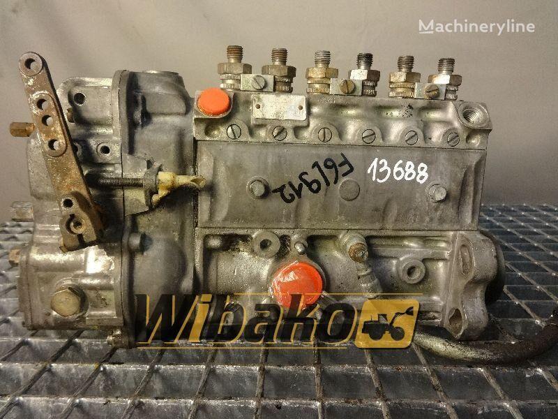 0400866039 (PES6A80D410/3RS2527) ekskavatör için Injection pump Bosch 0400866039 yüksek basınçlı yakıt pompası