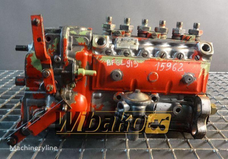 0400866076 (PES6A85D410/3RS2415) ekskavatör için Injection pump Bosch 0400866076 yüksek basınçlı yakıt pompası