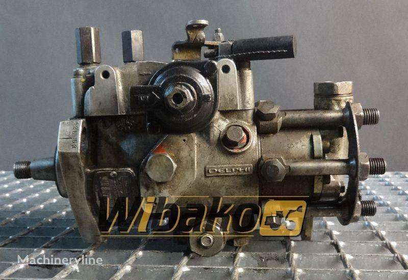 920 (2643M108HK/2/2310) ekskavatör için Injection pump Delphi 920 yüksek basınçlı yakıt pompası