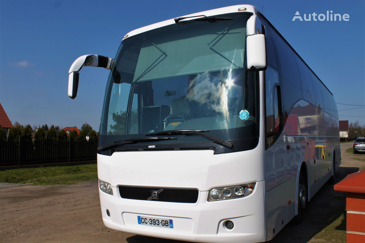 VOLVO 9700 yolcu otobüsü