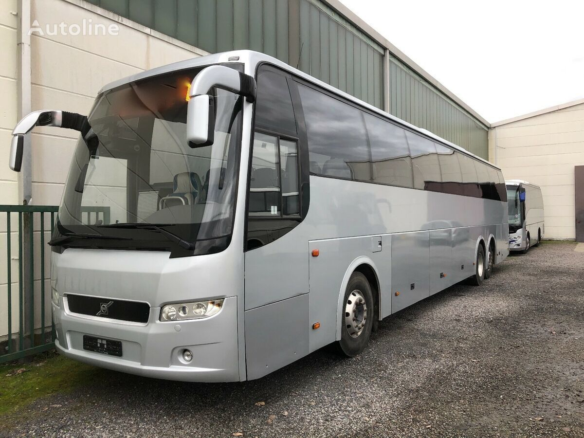 VOLVO 9700 H B 13 R, CARRUS  yolcu otobüsü