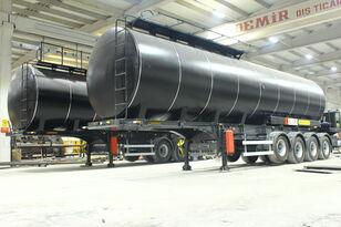 yeni EMIRSAN Brand New Asphalt Tanker with Heating System zift tankeri römork