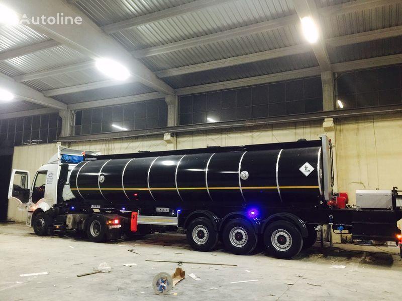 yeni LIDER 2019 MODELS NEW LIDER TRAILER MANUFACTURER COMPANY  zift tankeri
